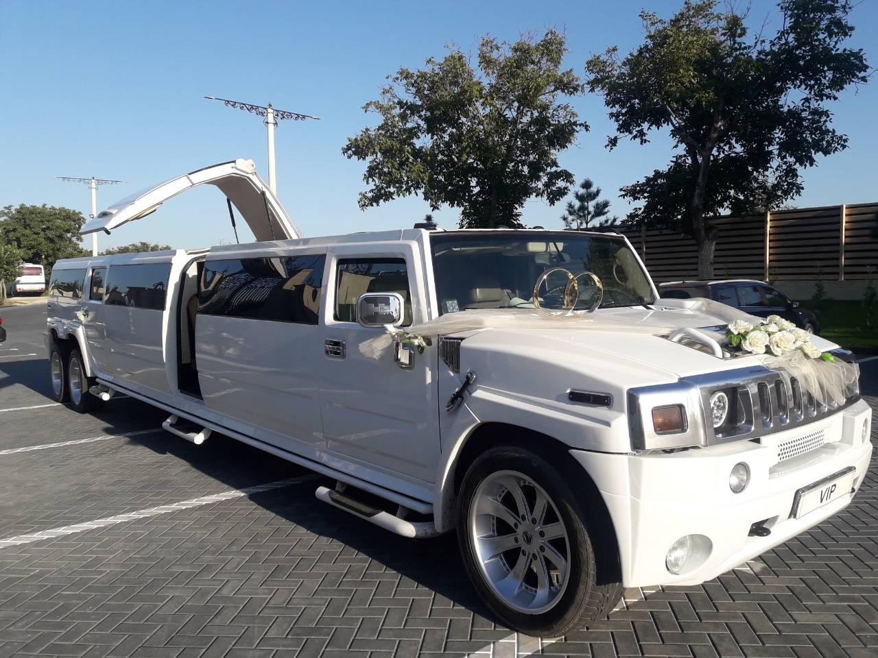 Hummer H2 Tandem Exclusive
