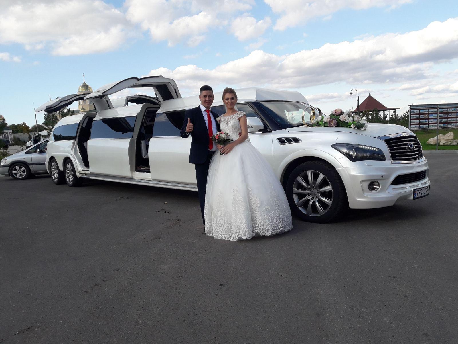 Прокат лимузинов в Молдове