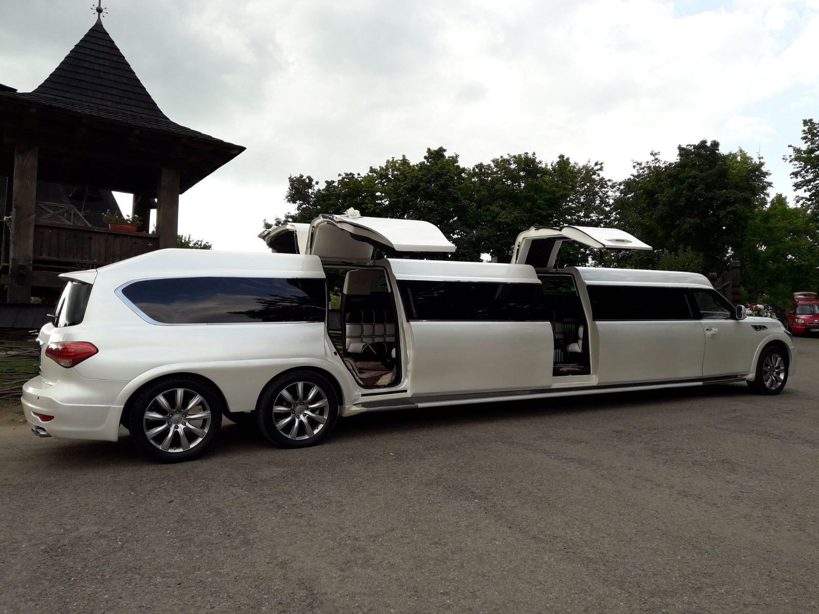 Arenda limuzine Moldova