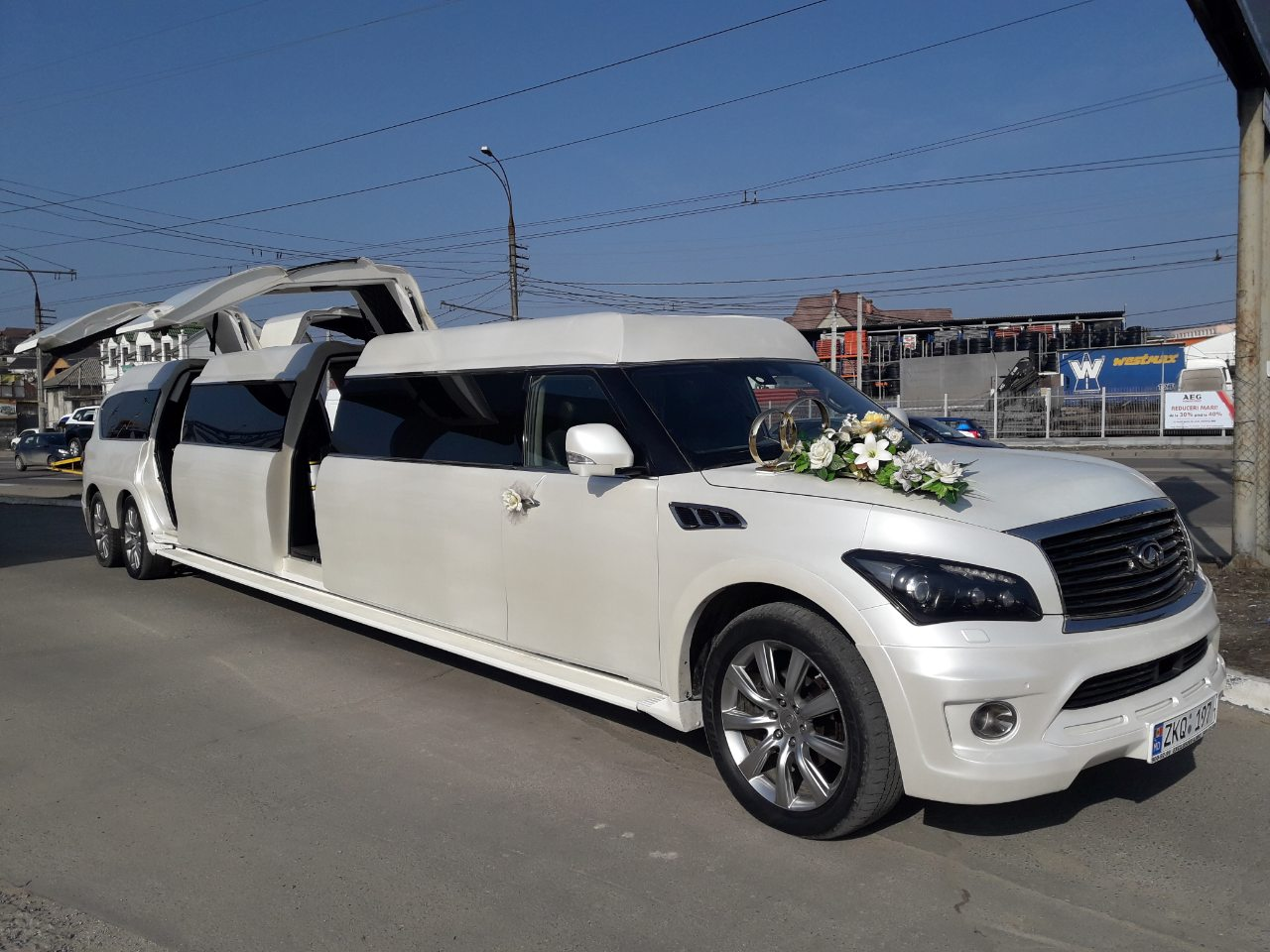 parcare limuzine moldova