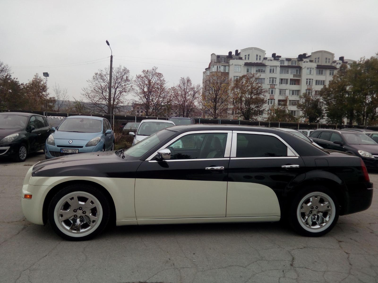 Аренда лимузинов в Кишиневе - Молдова