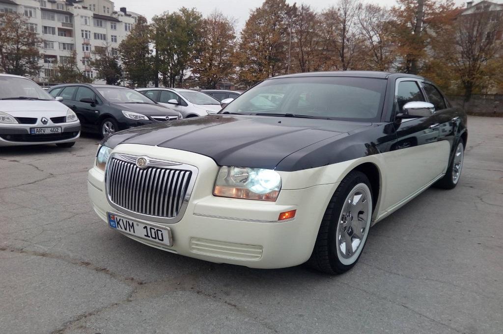 Аренда лимузинов в Молдове