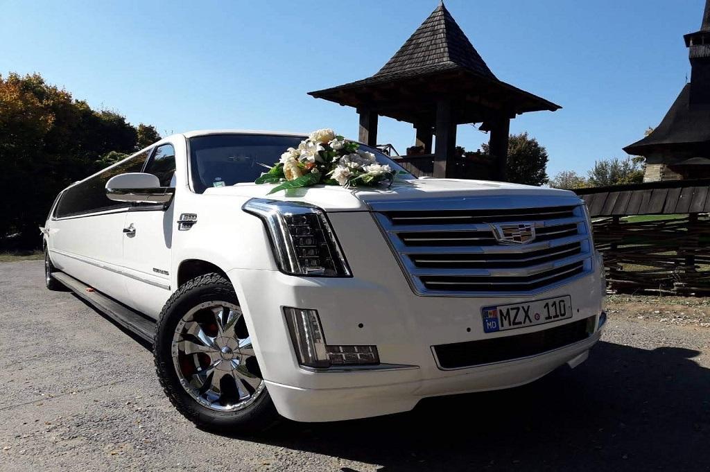 Лимузины для свадеб