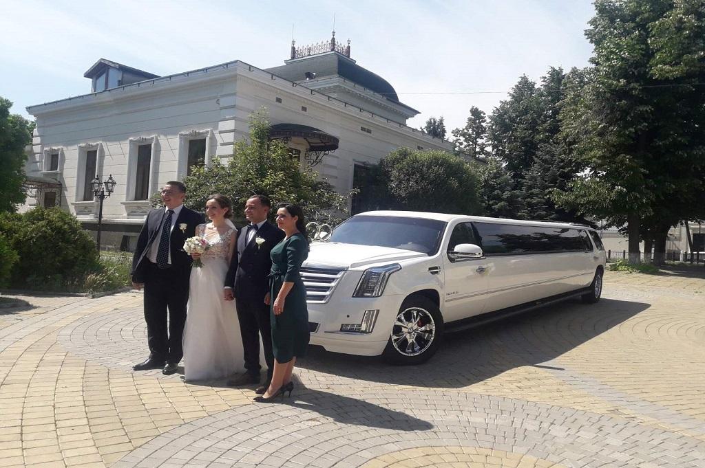 лимузины в Кишиневе