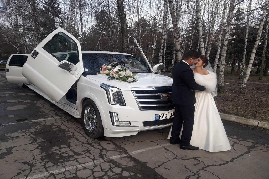 Cadillac лимузин