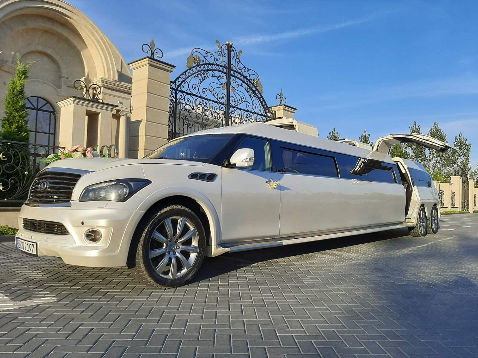 Inchiriere limuzine Chisinau